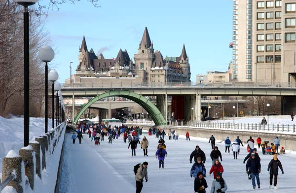 Ottawa in June....