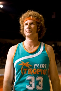 Me and Jackie Moon rocking the afro...