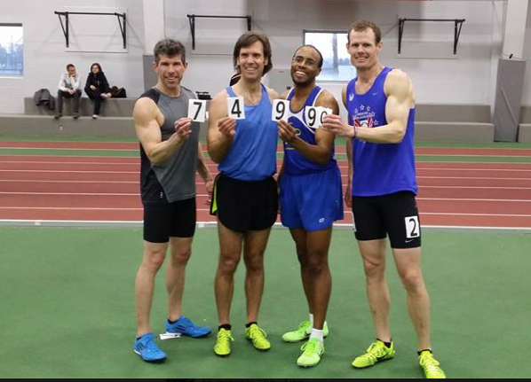 Winslow, Blondin, Williams, Berra M45 4x800 WR